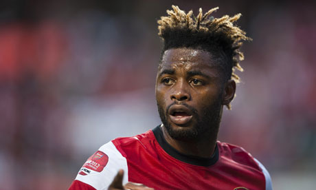 Alex Song al Barcelona