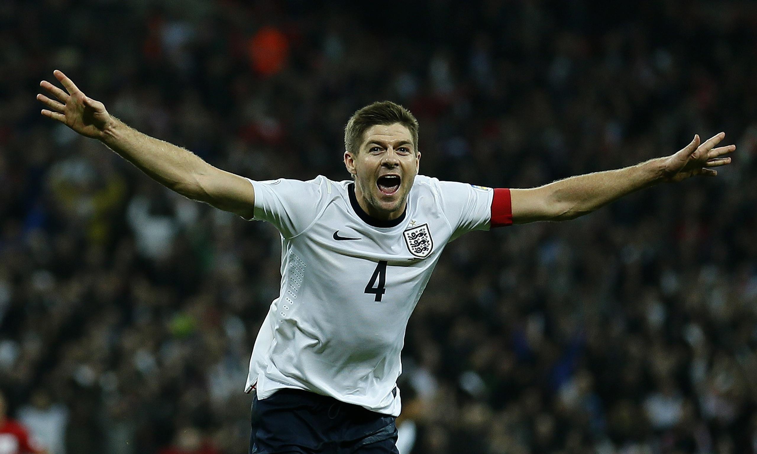 Steven Gerrard's England career shows full gamut as he ...