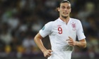 West Ham striker Andy Carroll wants a place in England's World Cup squad