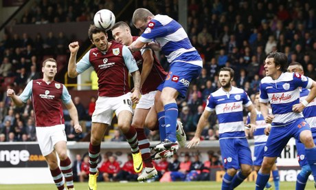 QPR v Burnley: Watch a Live Stream of the Championship match