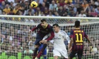 Gareth Bale, Barcelona v Real Madrid
