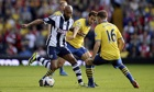 West Bromwich Albion v Arsenal – as it happened! | Ian McCourt