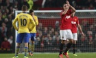 Gunners' forward frailties exposed by Manchester United's 'Arsenal man' | Jamie Jackson