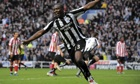 Newcastle United's Shola Ameobi is relishing the chance to reach the World Cup finals with Nigeria