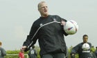 Iain Dowie has been linked with the Crystal Palace managerial position