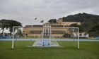 England will have the use of these facilities for training for the 2014 World Cup in Brazil