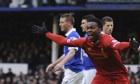 Daniel Sturridge has not played for Liverpool since equalising against Everton in November