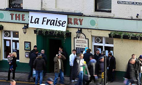Newcastle pub renamed