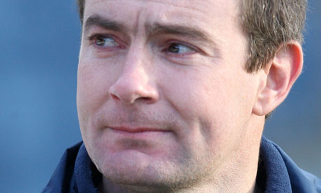 Dundee part company with manager Barry Smith with immediate effect | Football | The Guardian - Barry-Smith-008