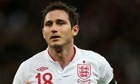 Frank Lampard, England v Brazil