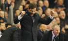 Andre Villas-Boas, Tottenham v Arsenal