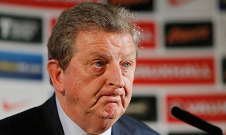 Roy Hodgson Resigns as England
