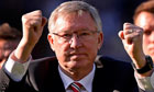 Sir Alex Ferguson wins Premier League manager of the year award | Football