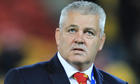Warren Gatland, Australia v British & Irish Lions