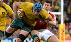 James Horwill, Australia v British & Irish Lions, first Test, Brisbane