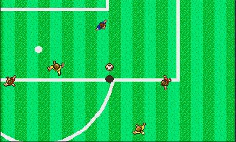 Football computer games quiz: No1