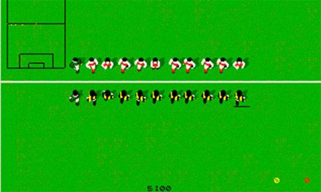 Football computer games: No7