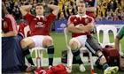 British & Irish Lions' Ben Youngs and Sam Warbuton
