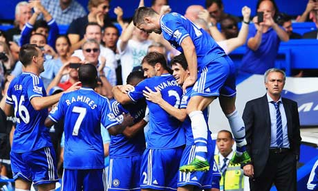 Derby County vs Chelsea