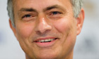 José Mourinho, the Special One, became the Happy One after Chelsea's win over Hull City