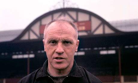 Managerial legend Bill Shankly was in charge of the Liverpool football