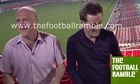 A video grab showing Andy Gray and Richard Keys, during their days on Sky Sports