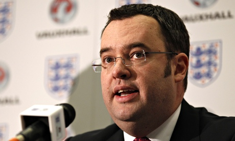 Alex Horne will leave FA after privilege of helping to develop football...