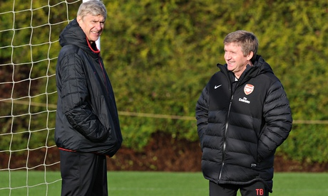Terry Burton, former Arsenal stalwart, helps to prepare Gunners\' downfall...