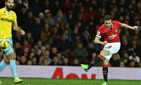MATCH REPORT: Manchester United 1-0 Crystal Palace