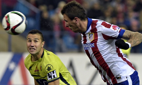 Atlético Madrid 2-2 Hospitalet (5-2agg)   Copa del Rey match report