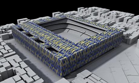 Football quiz: stadium grand designs