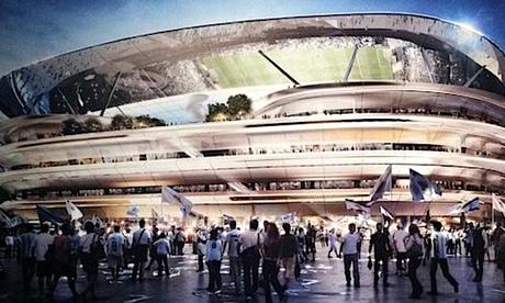 Football stadium quiz: grand designs 4