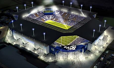 Football stadium quiz: grand designs 6