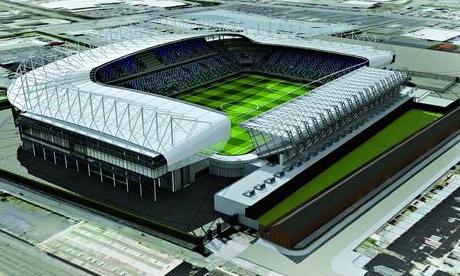 Football stadiums quiz: grand designs 7