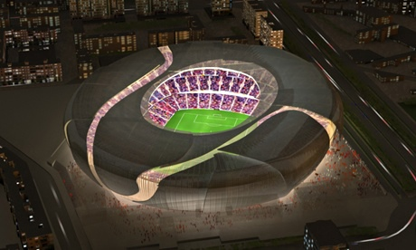 Football stadium quiz: grand designs 8
