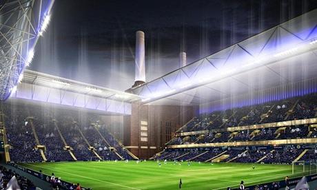Football stadium quiz: grand designs 9