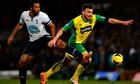Norwich City v Tottenham, Robert Snodgrass