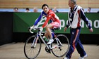 Victoria Pendleton called Dr Steve Peters the most important person in her cycling career