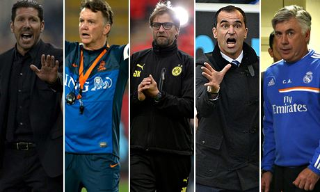 Who could replace David Moyes?