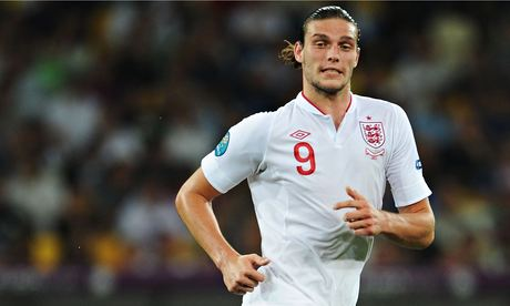 West Ham's Andy Carroll hopes to be in England's World Cup squad, despite a season hit by injury