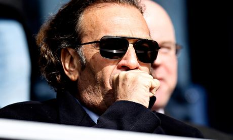 Leeds United's prospective owner Massimo Cellino has returned to England to prepare to take control