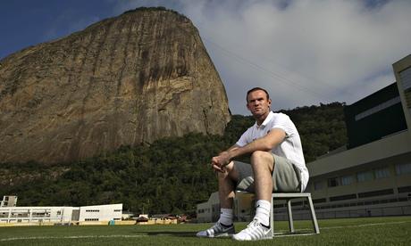 Wayne-Rooney- England-Training-Session