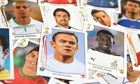 Panini World Cup 2014 stickers