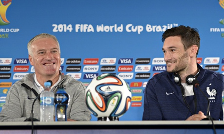 Didier-Deschamps-Hugo-Lloris-France