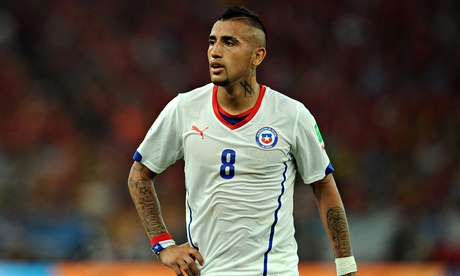 Arturo Vidal says he will not be joining Manchester United from Juventus