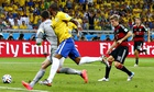Toni Kroos, Brazil v Germany