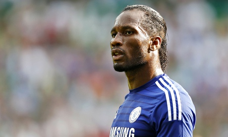 Chelseas Didier Drogba limps off with injured ankle in win at Ferencvaros