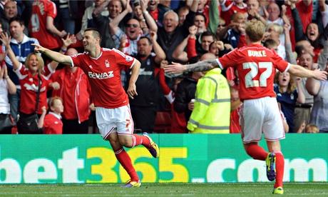 Nottingham Forest v Reading