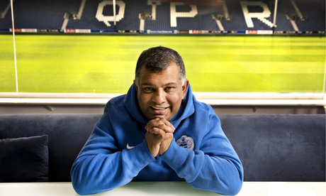 Tony Fernandes bought a 66% stake in QPR in the summer of 2011