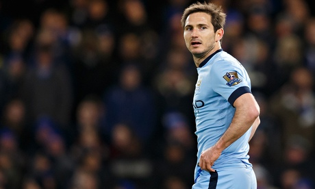 New York City in forgiving mood over Frank Lampard after Manchester warmup